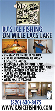 KJs Ice Fishing