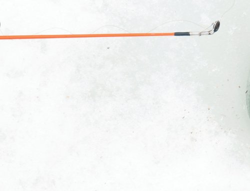 Trust your Depth-Finder for More Ice-Fishing Success