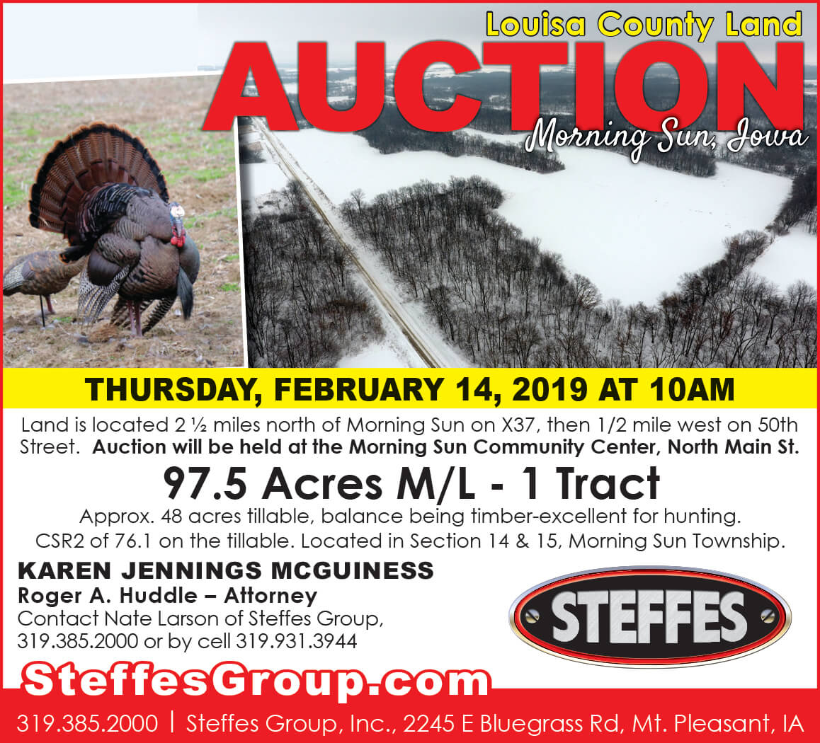 Louisa County Land Auction