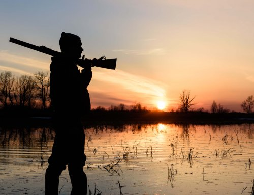 You Might Be An Iowa Sportsman If…