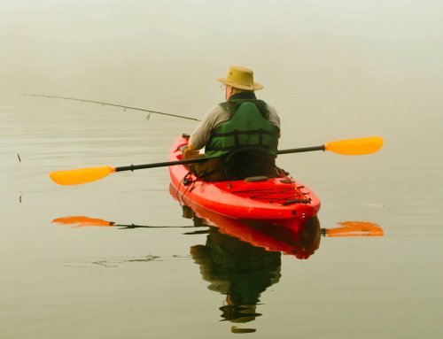 Try Something New:  Fishing From a Kayak – Podcast