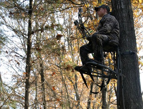 10 Bad Habits to Avoid while Hunting from Treestands