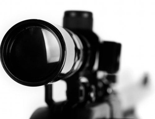 Dotting your I's with Red Dot Scopes