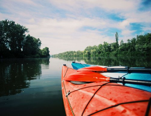 Des Moines River Kayaking