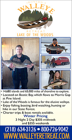 Johnsons Walleye Retreat