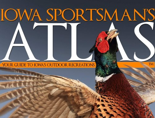 Pre-order the Iowa Sportsman Atlas Today!