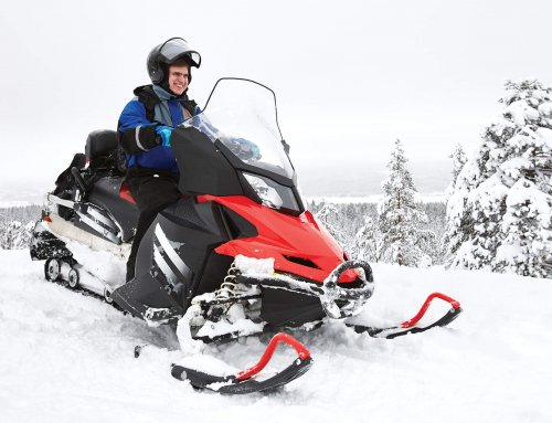 Snowmobiles: The New Rage?